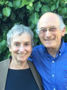 Dorothy Kaufmann & Daniel B. Wile, Ph.D., ABPP, developer of Collaborative Couple Therapy.